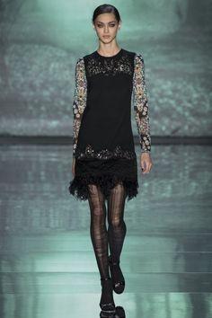 Nicole Miller Fall/Winter 2015-2016 Fashion Show