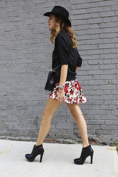 New York Fashionweek: Day 1