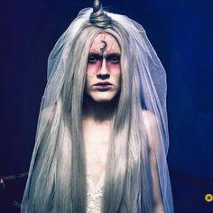 /Bloody Unicorn\  Maquiagem para a Sexta-Feira 13 Unicorn Makeup, Drag Makeup, Brooke Davis, Thriller, Artist, Inspiration, Instagram, Fair Grounds, Maquillaje