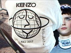"""pootee: """"Blog - Kenzo Fall-Winter 2017-18 by Ethan Assouline """""""