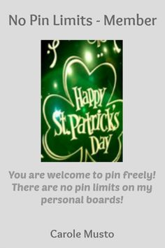 No Pin Limits - Member: Carole Musto - Visit profile here: http://www.pinterest.com/flyingfur313