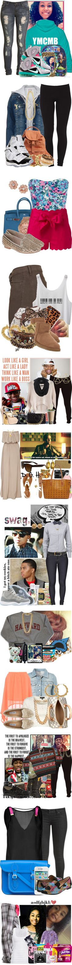 """be dope act dope stay dope"" by indigow99 ❤ liked on Polyvore"