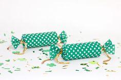 DIY St Patrick's Day Lucky Poppers