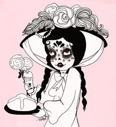 Ilse Valfré illustration debut 11/4/16
