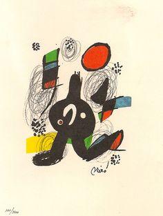 Tecto Agenda: Miró