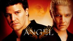 Angel - The Buffy spin-off takes her ex-boyfriend (the vampire with a soul) to Los Angeles, where he runs a detective agency for those who fall outside the system.  A little more of a procedural crime drama, Angel turns the mostly black & white human/demon dynamic and introduces a lot more grey area.  Love the late Glenn Quinn as 'Doyle'.