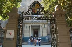 Facultad de Ciencias Físicas y Matemáticas San Francisco Ferry, Building, Travel, Buildings, Viajes, Destinations, Traveling, Trips, Construction