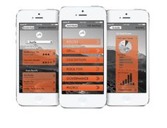 Mountain Project App Resdesign on Behance