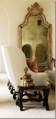 Antique Spanish Style Inspiration