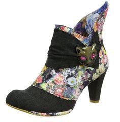 Zaato colores Irregular Choice #ZapatosMujer #ModaCalzado #AmazonModa #Outfit #Fashion #Tacones #ModaOtoñoInvierno #IrregularChoice