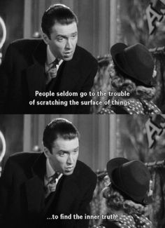 The Shop Around the Corner Jimmy Stewart Old Movie Quotes, Classic Movie Quotes, Film Quotes, Classic Movies, Cinema Quotes, Golden Age Of Hollywood, Classic Hollywood, Old Hollywood, Famous Movies