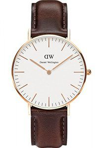 Daniel-Wellington-Damen-Armbanduhr-Analog-Quarz-One-Size-wei-0
