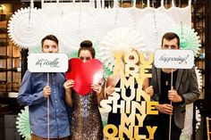 Print Hall Love Story – The Celebratory Engagement Party