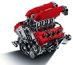 The motor that makes a Ferrari purr! Ferrari F40, Lamborghini Veneno, Maserati, Bugatti, Motor Engine, Car Engine, Engine Swap, Engine Repair, Motorcycle Engine