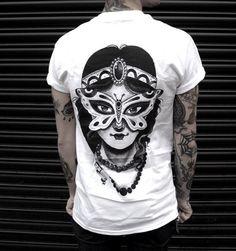 Available soon soon at www.thetallon.com  Find us at www.instagram.com/thetallonco  #thetallon #tattoo #tshirt