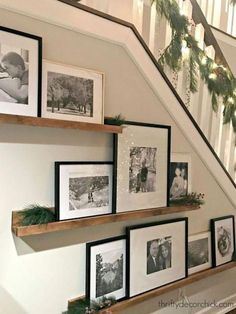 51 Unusual picture frame wall decor ideas on a budget - Nice . - 51 Unusual photo frame wall decorating ideas on a budget – Nice 51 Unusual photo frame wall decor - Frame Wall Decor, Frames On Wall, Diy Wall, Stair Wall Decor, Dining Wall Decor Ideas, Diy Picture Frames On The Wall, Wall Decorations, Photo Decoration On Wall, Wall Decor For Stairway