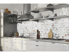 Die 7 Besten Bilder Von Kuchenruckwand Ziegel Kuchen Modern Und