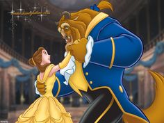 Beauty & Beast - Love, love, love this movie!!