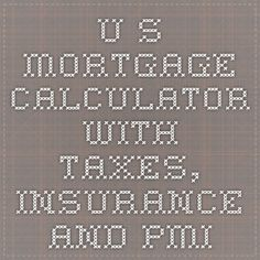 Mortgage Calculator With Current Rates  Calculate Mortgage