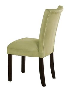 Set of 2 Parson Dining Chairs Light Green Microfiber Coaster Home Furnishings,http://www.amazon.com/dp/B002X3FYFI/ref=cm_sw_r_pi_dp_gbBysb10YY4JQMCN