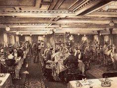 Ormuz Dining Saloon