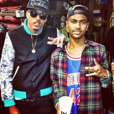 August Alsina & Big Sean New Hip Hop Beats Uploaded http://www.kidDyno.com