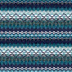 Fair Isle borders, knitting patterns - Google Search