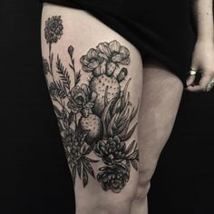 desert florals. than