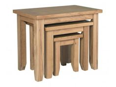 Corndell Aka Nest of Tables KA142