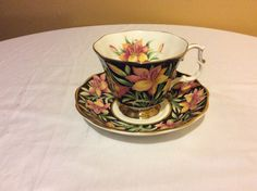 A personal favorite from my Etsy shop https://www.etsy.com/listing/493425324/royal-albert-provincial-flowers-prairie
