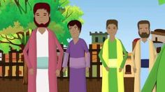 children's lesson david anointed - YouTube