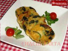 Tortitas de patata con acelgas (sin gluten)