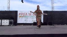 2 Rosalia Gállego Avila=Rosalynd Belly Dance actuación Feria Cunit Sabor...