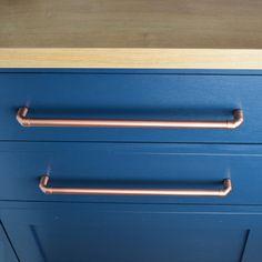 modern proper copper pull contemporary drawer handle drawer pull cabinet hardware kitchen. Black Bedroom Furniture Sets. Home Design Ideas