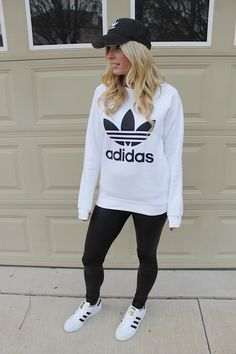 Adidas, Adidas Superstar Outfit, Adidas Outfit, Adidas Shoes