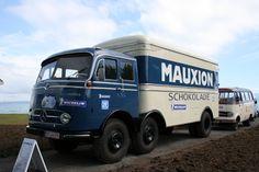 Mercedes-Benz Mauxion schokolade  LP333  (1958–1961)