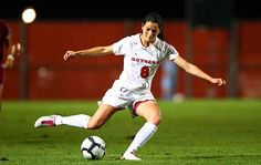 Current Rutgers student Jonelle Filigno represents Canada in women's soccer at the London 2012 Olympics!