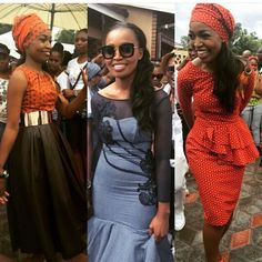 The Best Tswana African Traditional Wear Pictures. We have lots of tswana traditional dresses for bridesmaids, tswana wedding dresses pictures, tswana traditional wedding dresses, tswana makoti dress. African Wedding Attire, African Attire, African Wear, African Women, African Weddings, African Style, African Beauty, Sotho Traditional Dresses, African Traditional Wear
