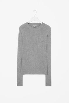 COS | Silk jumper