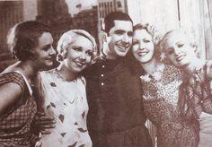 Carlos Gardel en Rubias de New York