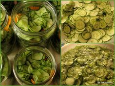 Pickles, Sprouts, Cucumber, Food And Drink, Vegetables, Eat, Cooking, Recipes, Preserves