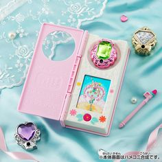 Baby Girl Toys, Toys For Girls, Glitter Force Toys, Best Friend Jewelry, Magical Jewelry, Everything Pink, Pretty Cure, Retro Toys, Art Challenge