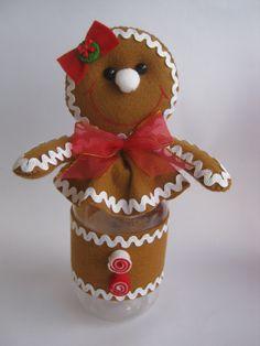 potinhos natalinos 016 Potecitos de Navidad paso a paso