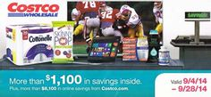 Costco Coupons September 2014 (9/4/2014 – 9/28/2014) | Costco Insider