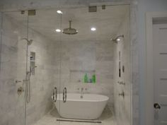 bathrooms with tub inside the shower - Bing images | proyecto ...