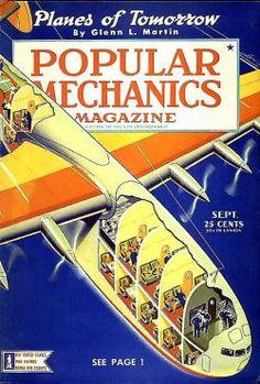 ✨Vintage, Arts, Architecture✨ Science Magazine, Popular Mechanics, Digital Technology, Diy Home Improvement, Vintage, Architecture, Arquitetura, Vintage Comics, Architecture Design