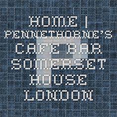Home | Pennethorne's Cafe Bar Somerset House London