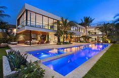 Vente Maison Pieds dans l'eau Miami Beach - Floride - USA