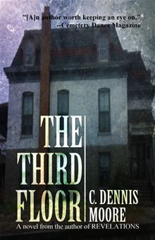 The Third Floor....easy read with a bit of a scare to it.