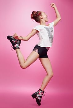 Maddie for capezio Credit ♥Dancemoms luver♥